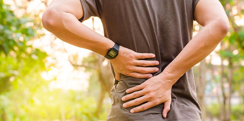 Tips para prevenir lesiones de la espalda
