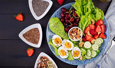14 alimentos que te ayudan a perder peso